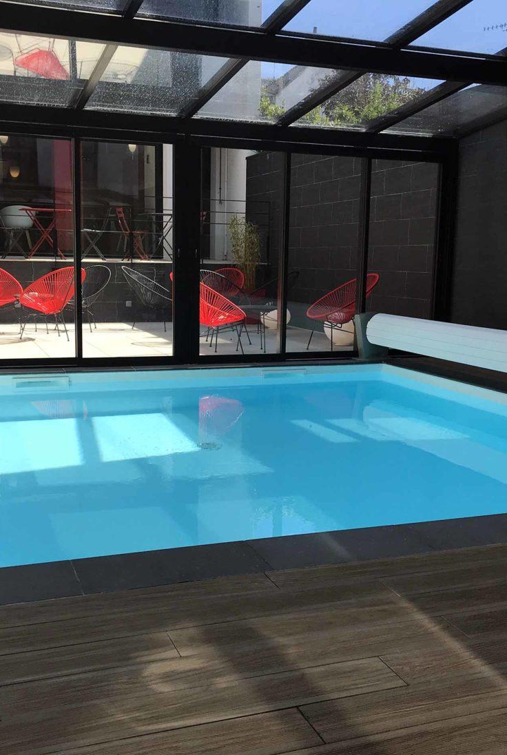 le cornouaille piscine